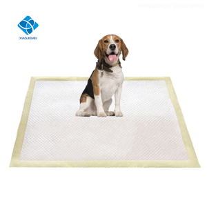 Disposable Pet Puppy Dog Training Wee Wee Potty Pads with Good Quality And Private Brand