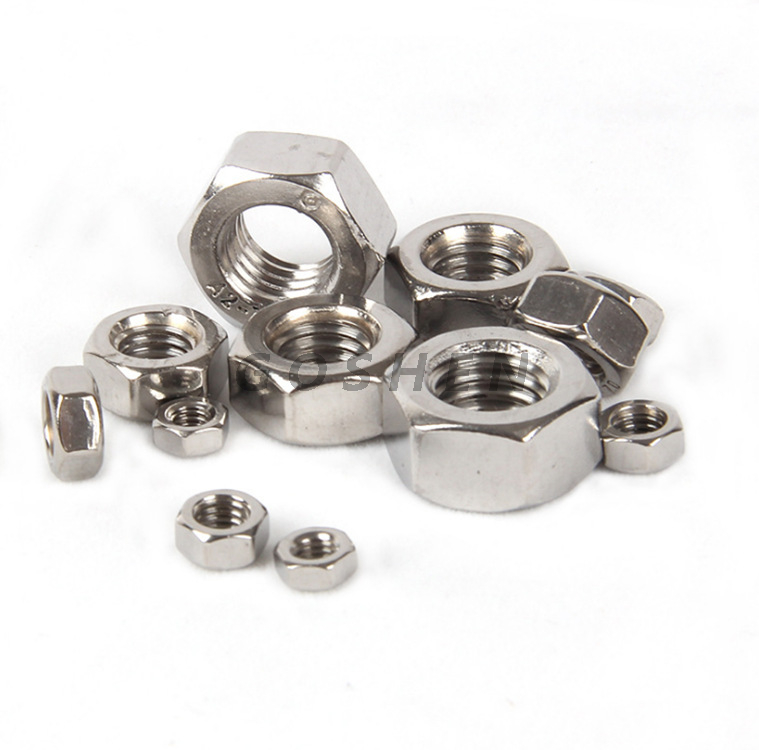 Duplex Stainless Steel 2205 Hex Nuts