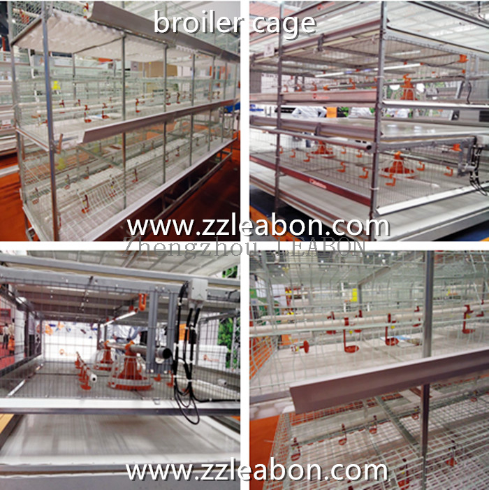 Hot Selling Layers Cage 160 Chickens Poultry Farming Chicken Brooder Cage Egg Chicken Cage