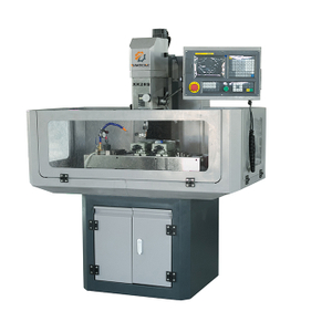 XK28S CNC Drilling and Milling Machine for Mass Production