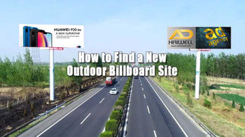 How to Find a New Outdoor Billboard Site