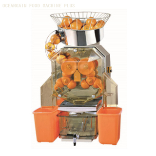 Presse-agrumes orange citron avec Inox Nail Fruit 2000A2