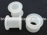 Small White FDA Silicone Grommet
