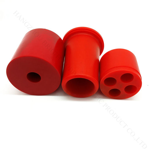 Silicone Rubber Foot Used for Shock Absorbing