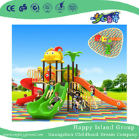 Cartoon Smile Face Children Slide Play Equipment (BBE-B47)