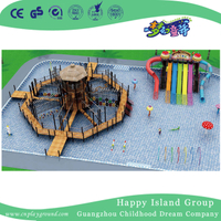 Outdoor Gigantic Funny Water Game Playground For Children (HHK-10202)