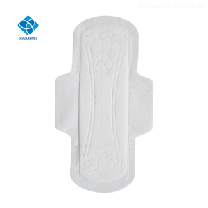 Lady Ultra Thin Type Feminine Cotton And Breathable Hygiene Pad with Wings