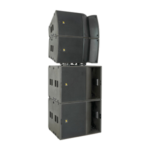 A15 Focus Single 15 Inch Pro Passive Sound System Line Array Speaker untuk Konser