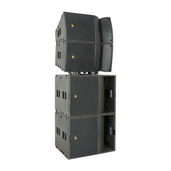 A15 Focus Single 15 pulgadas Pro Sistema de sonido pasivo Line Array Altavoces para conciertos