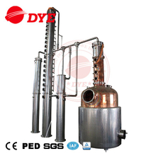 2018 New Design Micro Vodka Distillery Equipment Distilling Supplies Distiller For Sale