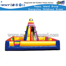 Quality Outdoor Inflatable Sport Game Bouncy Climber Playground for Children Adventure (Hd-10103)
