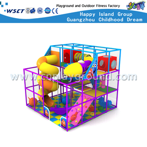 Kindergarten Kids Favorite Small Indoor Playground(M11-C0019)