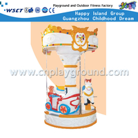 Most Popular Mini Electric Carousel Ride Playgrounds (A-11505)