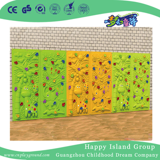 Outdoor Forest Theme Plastic Wall for Climbing Playground Series (HF-19001)