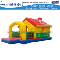Outdoor Countryside Design Inflatable Castle For Children (HD-9803)