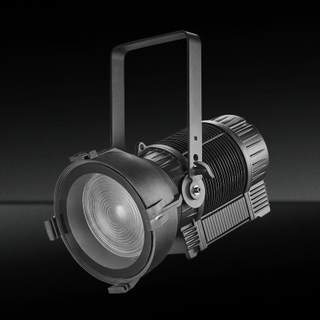 TH-355 300W RGBAL LED IP65 Fresnel Spotlight con zoom automático