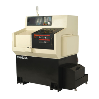 CK0625A Good Rigid CNC Lathe Machine with CE