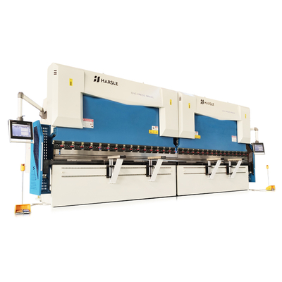 CNC Synchronized Tandem Press Brake