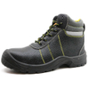 Tiger master brand steel toe safety shoes for construction