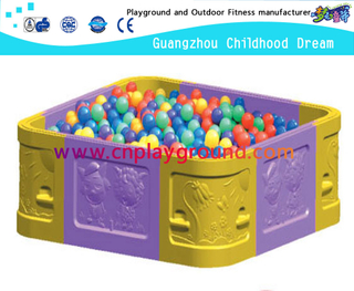 Kids Play Middle Ball Pool Playground For Kindergarten (M11-10604)