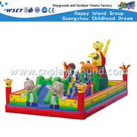 Outdoor Cartoon Character Kids Inflatable Castle (M11-06101)