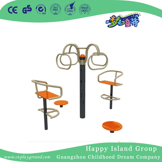 Professional Outdoor Relaxing Fitness Equipment 4 Units Waist Twister (HHK-13304)