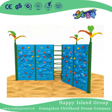 Outdoor Ocean Theme Plastic Wall for Climbing Wall Playground Series (HF-19004)