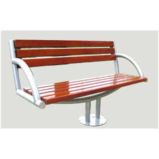 Simple Outdoor Patio Leisure Bench Equipment (HHK-14605)