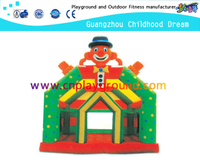 Outdoor Cartoon Design Children Inflatable Bouncer (A-10307)