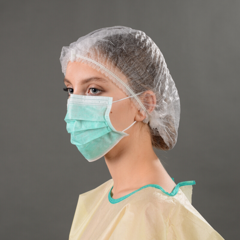 non-woven fabric medical disposable earloop masks
