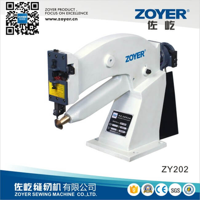ZY202 Zoyer Leather Sole and Lining Trimming Skiving Machine (ZY202)