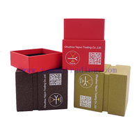 yayun new arrival custom printed luxury gift boxes for candle holder set