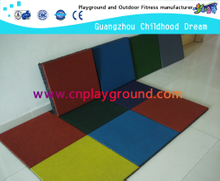 Mat factory provide UL94 certified playground safe rubber mat.
