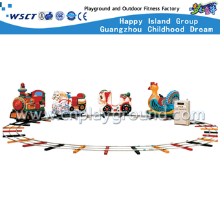 Kids Electric Trackless Train For Amusement Park(A-12202)