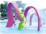 Aqua Game Kids Water Octopus for Water Park Playground (HD-7005)