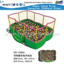 With A Network Of Luxury Ocean Pool Amusement Park Playground(HD-15504)