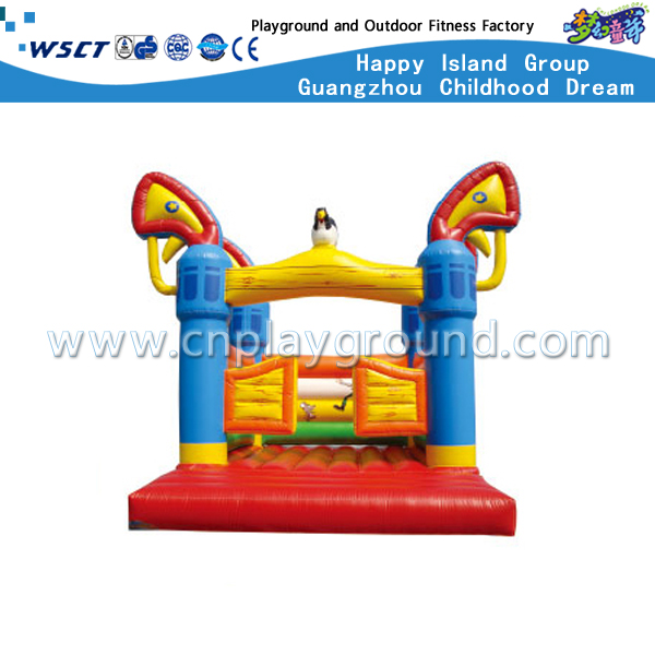Outdoor Clowns Inflatable Bouncer for Kids Jumping (HD-9902)