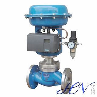 Diaphragm Type Actuator Low Pressure Carbon Steel Control Valve