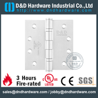 "UL Listed ironmongery- 4.5"" Hinge-DDSS002-FR"