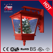 (LW40045S-R) LED Outdoor Wall Light Christmas Wall Lamp with Music