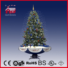 (40110U150-BS) High Quality Holiday Decoration Artificial Snowing Christmas Tree