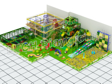 Kids Amusement Soft Indoor Playground 6626B