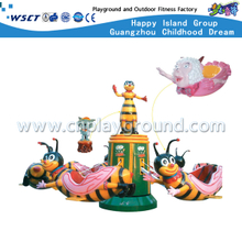 Outdoor Bees Electric Children Carousel Ride Amusement Park Games (A-11301)