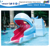 Water Park Playground Water Dolphin For Kids(HD-7006)