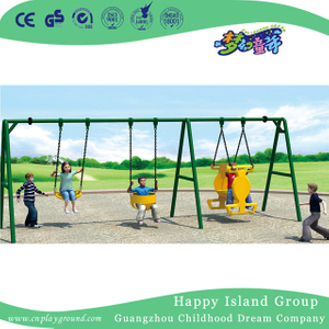 Outdoor Garden Metal Swing Equipment For Kids (HJ-18701)