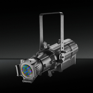 TH-348 300W Aluminio Led Perfil Spot Elipsoidal