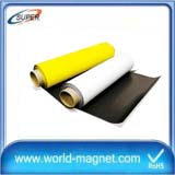 High Energy Flexible Magnet Strip With 3M Self Adhesive Magnetic Tape Strip Roll