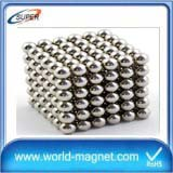 5mm 216pcs Magnet Balls Magic Beads Puzzle Ball Sphere Magnetic