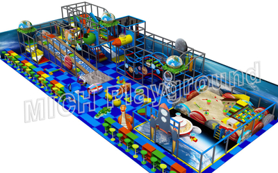 Mich Funny Indoor Amusement Playground 6629B