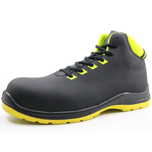Slip resistant anti static metal free lightweight safety boots men